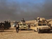 MUSUL - Irak'ta 17 DEAŞ'lı terörist öldürüldü