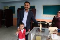 Nevşehir'de Siyasiler Oylarını Kullandı