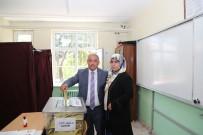 Niğde Belediye Başkanı Rifat Özkan Oyunu Kullandı