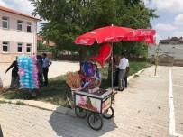 PAMUK ŞEKER - Oy Vermeye Gidenler Alışveriş De Yaptı