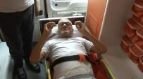 Sedye İle Oy Kullanmaya Gelen Sami Dede Açıklaması 'Oy Kullandım Ya Artık Ölsem De Gam Yemem'