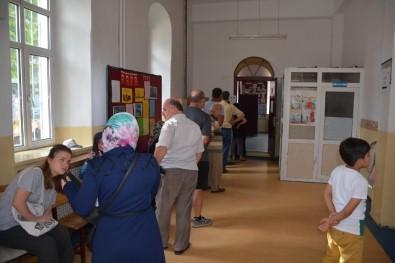 Sinop'ta Oy Kullanma İşlemi Başladı