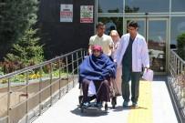 MEHMET PARLAK - Van'da 130 Hasta Sandık Başına Taşındı