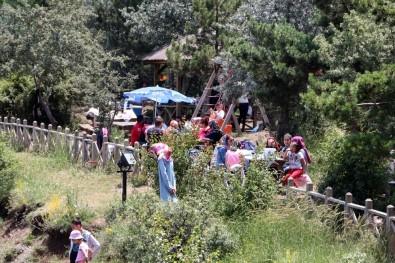Yozgat'ta Oyunu Kullanan Vatandaş Pikniğe Koştu