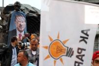 ARAÇ KONVOYU - Zonguldak'ta AK Partililer Sokaklara Akın Etti