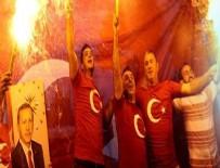 KıSıKLı - Ak Parti'de büyük coşku! Yurdun dört bir yanında zafer kutlamaları