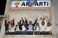 AK Parti İl Başkanı Yanar, ' Zaman Kucaklaşma Zamanıdır'