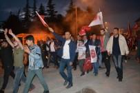 AK Parti'nin Zaferi Şuhut'ta Coşku İle Kutlandı