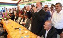 BURHAN KAYATÜRK - AK Parti Tebrikleri Kabul Etti