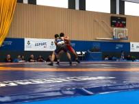 MUHAMMET DEMİR - Akdeniz Oyunları'nda Serbest Güreşçilerden 3 Yarı Final