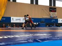 MUHAMMET DEMİR - Akdeniz Oyunlarında 3 Yarı Final