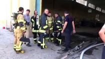 AKSARAY BELEDİYESİ - Aksaray'da Fabrika Yangını