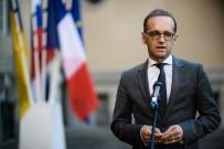 ALMANYA DIŞİŞLERİ BAKANI - Almanya Dışişleri Bakanı Maas'tan Seçim Yorumu