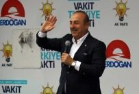 PIR SULTAN ABDAL KÜLTÜR DERNEĞI - Antalya'da Partilerin Kazandığı Oy Oranları Ve Milletvekili Sayıları