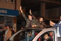 Ardahan AK Parti'de Seçim Sonuçları Coşkuyla Kutlandı