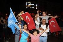 MUSTAFA SAVAŞ - Aydın'da AK Parti'nin Zaferi Coşkuyla Kutlandı