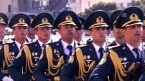 TÜRK YILDIZLARI - Azerbaycan Ordusu Gövde Gösterisine Hazırlanıyor