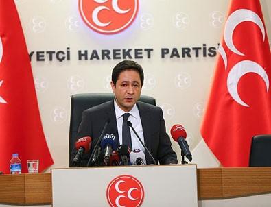 Bahçeli'nin avukatı Yücel Bulut Tokat'tan Meclis'e girdi