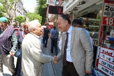 Başkan Saygılı'dan Esnafa Teşekkür Ziyareti