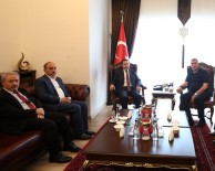 FEVZI KıLıÇ - Başkan Toçoğlu'ndan, Vali Balkanlıoğlu'na Başsağlığı