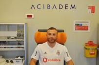 NECIP UYSAL - Beşiktaşlı Futbolcular Sağlık Kontrolünden Geçti