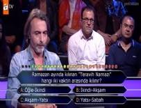 Bilgi yarışmasında ilginç soru