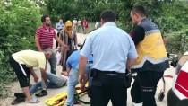 Bursa'da İki Motosiklet Çarpıştı Açıklaması 1 Ölü, 1 Yaralı