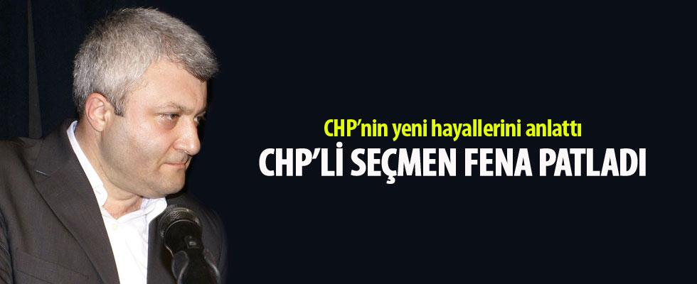 CHP hala hayallerde... Seçmen Tuncay Özkan'a fena patladı