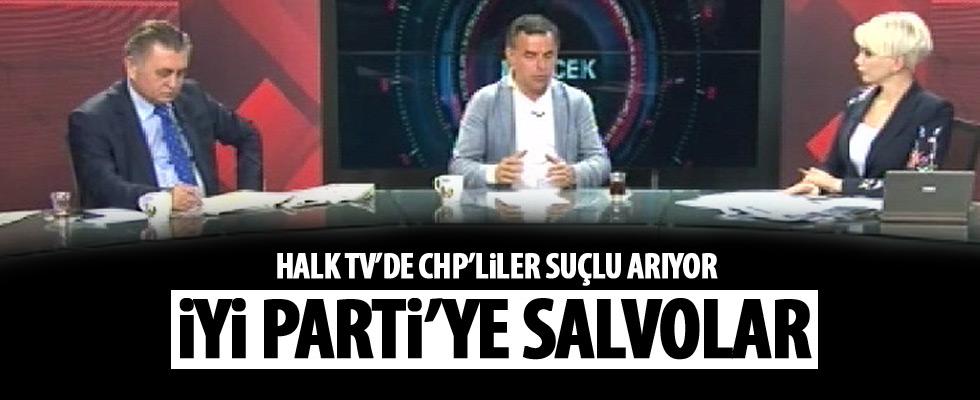 CHP'liler İYİ Parti'yi suçluyor