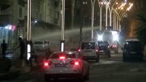 Cizre'de HDP'lilerin Kutlamasında Polise Taş Atan Gruba Müdahale