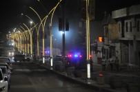 İZİNSİZ GÖSTERİ - Cizre'de Polis İzinsiz Gösteriye Müdahale Etti
