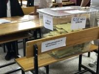 DOĞU PERİNÇEK - Çorlu'nun Seçim Sonuçları Açıklandı