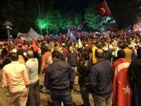 ATATÜRK - Çorlu Seçim Sonuçlarını Halaylarla, Konvoylarla Kutladı