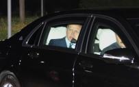 ESENBOĞA HAVALIMANı - Cumhurbaşkanı Erdoğan Ankara'ya Geldi