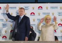 TEZAHÜR - Cumhurbaşkanı Erdoğan, 'Milletimizin Sandıkta Partimize Verdiği Mesajı Da Aldık'