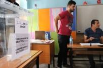TEMEL KARAMOLLAOĞLU - Diyarbakır'da Sandıkların Tamamı Açıldı