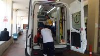 ELEKTRİKLİ BİSİKLET - Elektirikli Bisikletin Çarptığı Kişi Yaralandı