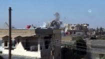 GÜVENLİ BÖLGE - Esed Rejimi Ve Destekçilerinin Güney Cephesine Saldırıları Sürüyor