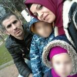 SAĞLIK EKİPLERİ - Eşyalarını Almaya Gelen Karısını 5 Yerinden Bıçaklayıp Kaçtı