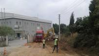 GEBZE BELEDİYESİ - Gebze'de Yol Yapım Çalışmaları Devam Ediyor