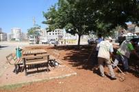 AHMET YESEVI - Haliliye Belediyesi, Parkları Yaşam Alanlarına Dönüştürüyor