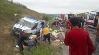 Kazada Ölen Tarım İşçilerinin Kimlikleri Belli Oldu