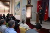MAHALLİ İDARELER - Mahalle Ve Köy Muhtarlarına İmar Barışı Anlatıldı