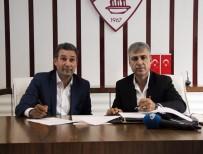 İMZA TÖRENİ - Orhan Kaynak Resmen Elazığspor'da