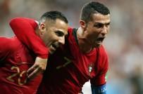 QUARESMA - Portekiz - İran Maçında Eşitlik