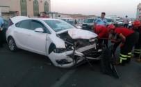 TOKI - Şanlıurfa'da Trafik Kazası Açıklaması 4 Yaralı