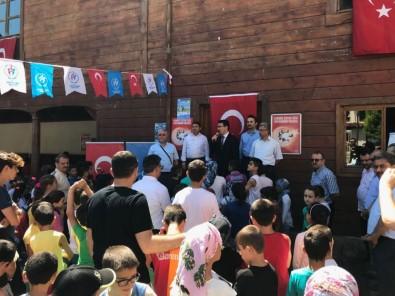 Sinop'ta Yaz Kur'an Kursları Başladı
