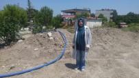 TURGUTALP - Turgutalp'in Sağlıksız İçme Suyu Hattı Yenileniyor