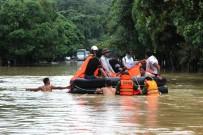 VIETNAM - Vietnam'da Sel Ve Toprak Kayması Açıklaması 7 Ölü, 12 Kayıp