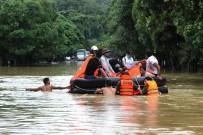 VIETNAM - Vietnam'da Sel Ve Toprak Kayması Açıklaması 7 Ölü
